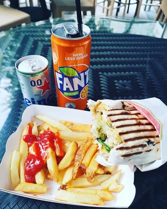 #mediterranean is #grilledchicken #kebas#sgfood #sgeat #hungrygowhere #instag #instagfood #foodpic #burpple #sgcafe #whati8tdy #grabfood