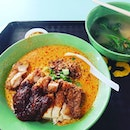 My 😍 curry mee with fried chicken cutlet  #sgfood #sgeat #hungrygowhere #instag #instagfood #foodpic #burpple #sgcafe #whati8tdy #grabfood#sgfood #sgeat #hungrygowhere #instag #instagfood #foodpic #burpple #sgcafe #whati8tdy #grabfood #currymee #friedchickencutlet