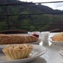 Strawberry Tart, Sardine Pie, Tea