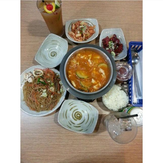 Korean Cuisine-DAEBAK🍺🍺