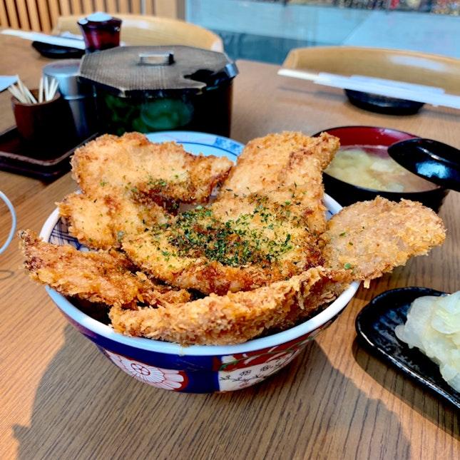 Katsu Don (Non-Spicy)