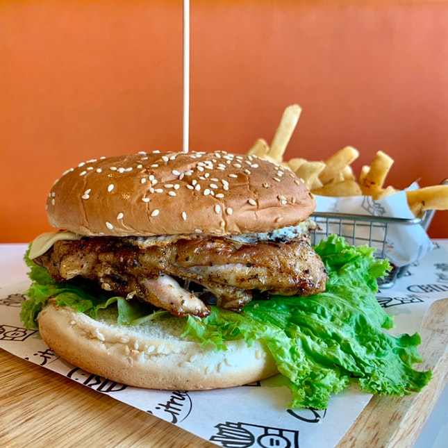 Da Burger Bomb