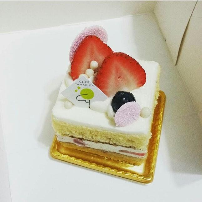 Strawberry Shortcake!!