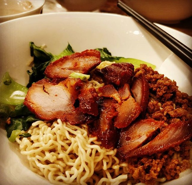 #cxyi she found a lobang for this expensive noodles that i like.