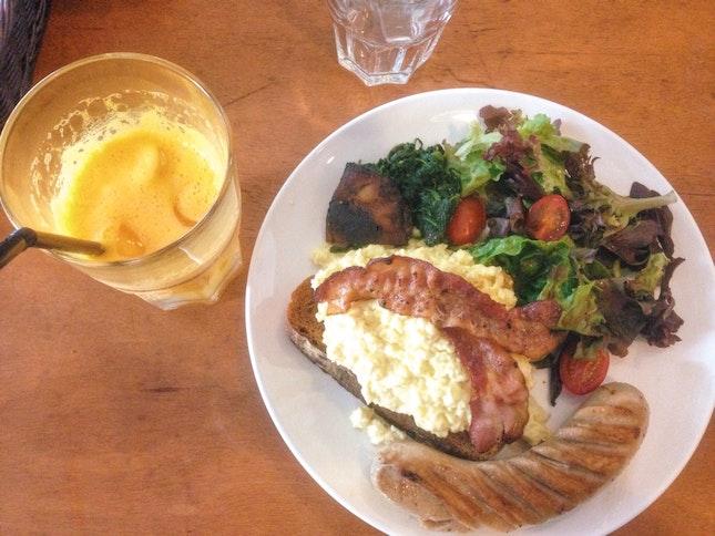 Noteworthy Cafes / Brunch Places