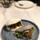 Mala Beef And Truffle Mushroom Baos
