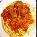 Spagetti With Meatballs
