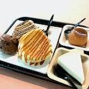 Souffle Pancakes ($4)