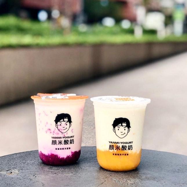 Milkshakes/ Yogurt Drinks