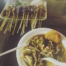Satay And Mee Soto