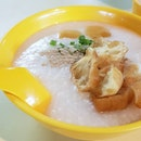 [Wang Wang Congee] An excellent supper option.