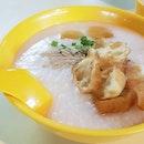 [Wang Wang Congee] An excellent supper option.