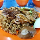 [Yu Kee Duck Rice] Had this since I was young, and it tastes just as good.