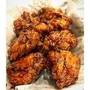 My favorite type of fried chicken.