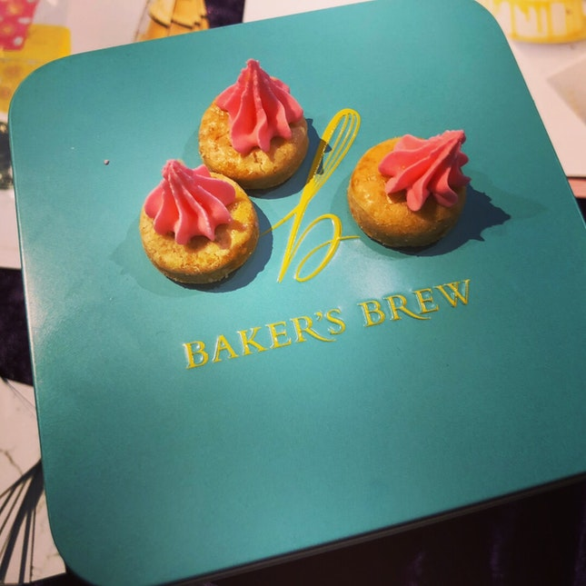 Iced Gems Cheese Style Bakers Brew - Best Cny Treat 2018