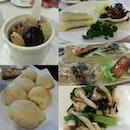 1 for 1 lunchset #withmom #流沙包 #twoisbetterthanone #sosonia #burpple
