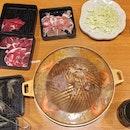 Thai BBQ And Japanese Shabu Shabu Buffet