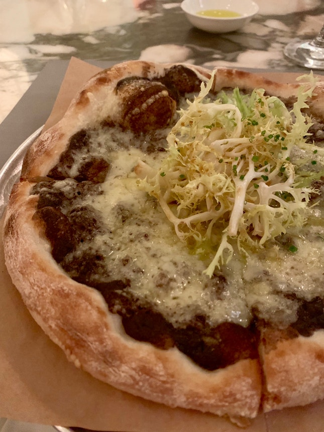 Best Truffle Pizza