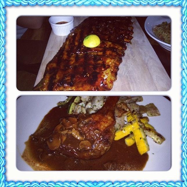 #duck#porkribs#dinner#yummy