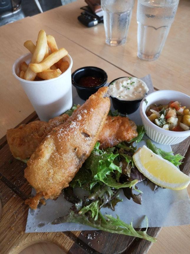 Very Fresh Fish & Chips