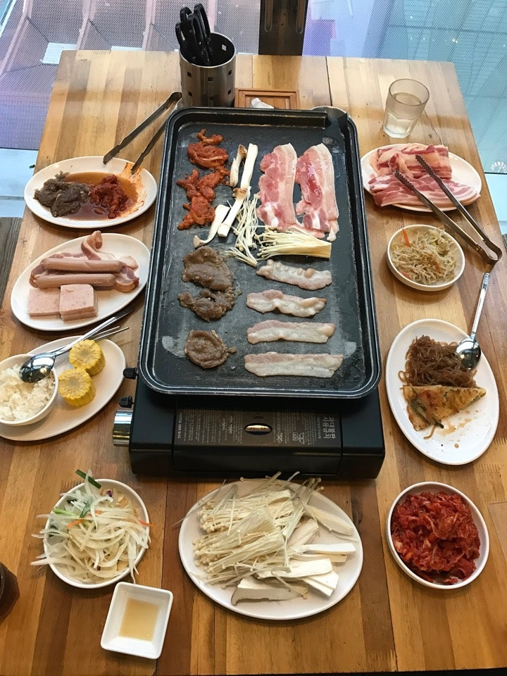 K.COOK Korean BBQ Buffet (Orchard Central)