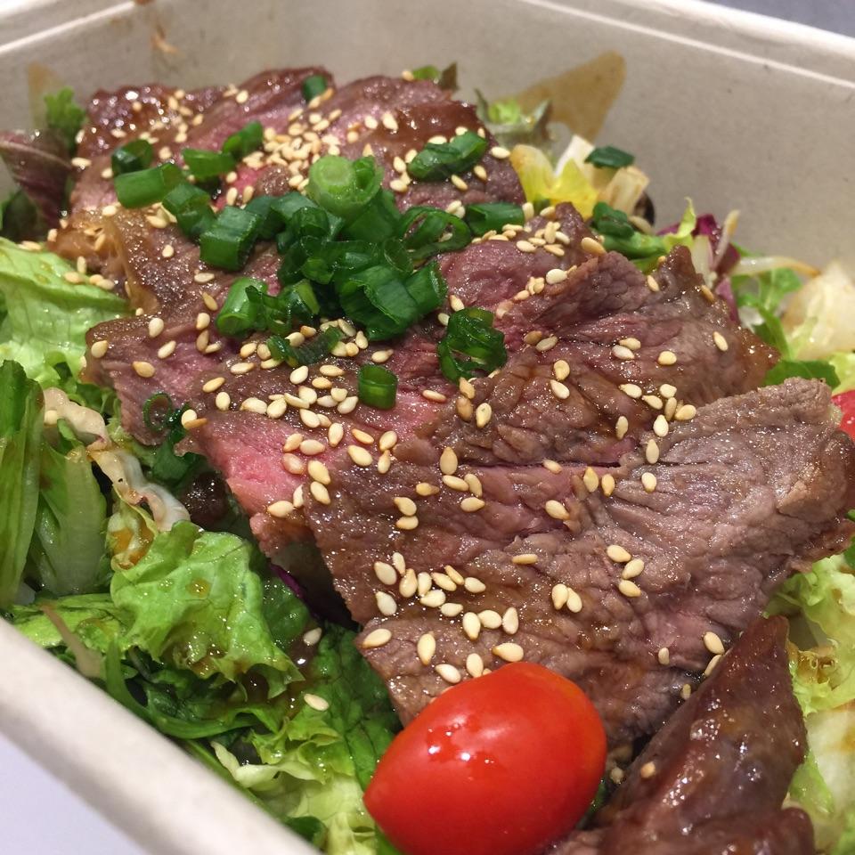 Striploin Salad