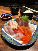 Sashimi Lunch Set