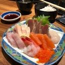 Sashimi Lunch Set