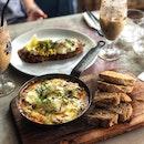 Weekend Brunch: Spanish Baked Eggs 🍳