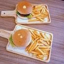 Lava Cheese Burger [$14.50+]