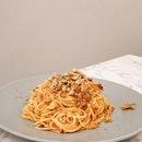 Chilli Crab Pasta [$14.90]