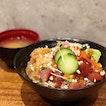 Sashimi Don • you can never go wrong with sashimi.