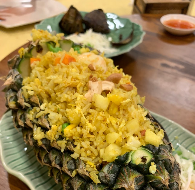 Pineapple Fried Rice (From RM13.90)