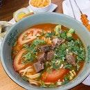 Tomato Noodles (RM19.90)