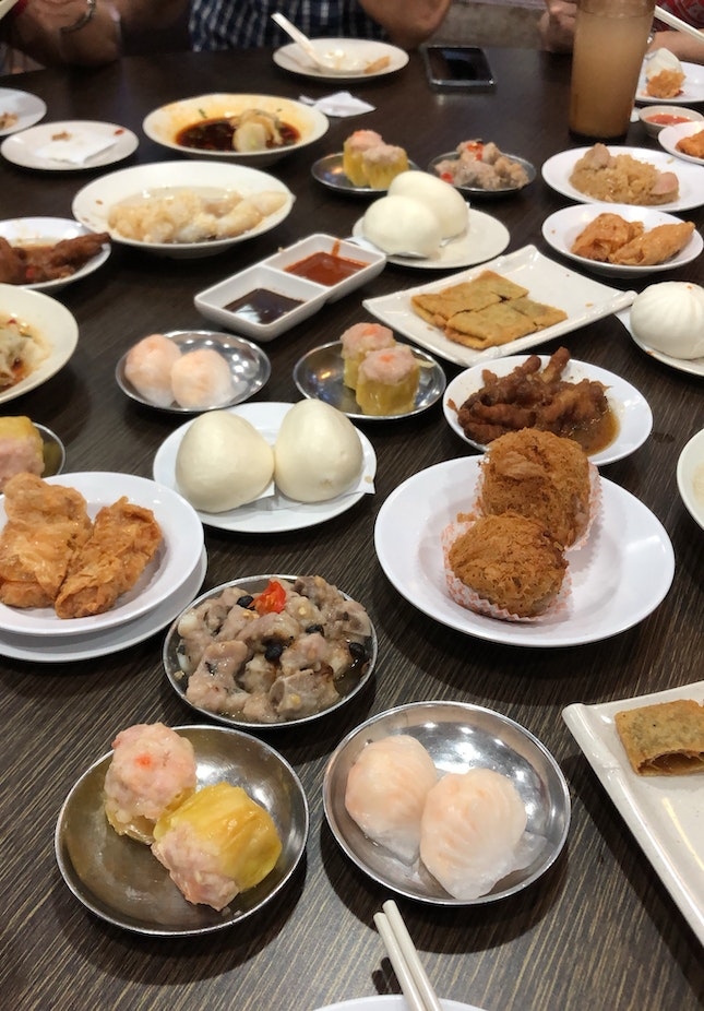 one of the best dim sum place