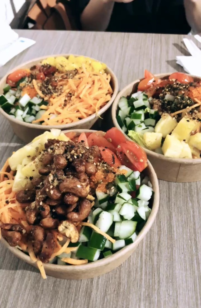 one of my favourite poké bowls!