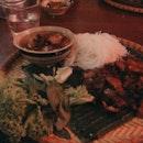 Super Delicious Bún chả Ha Noi ($15)