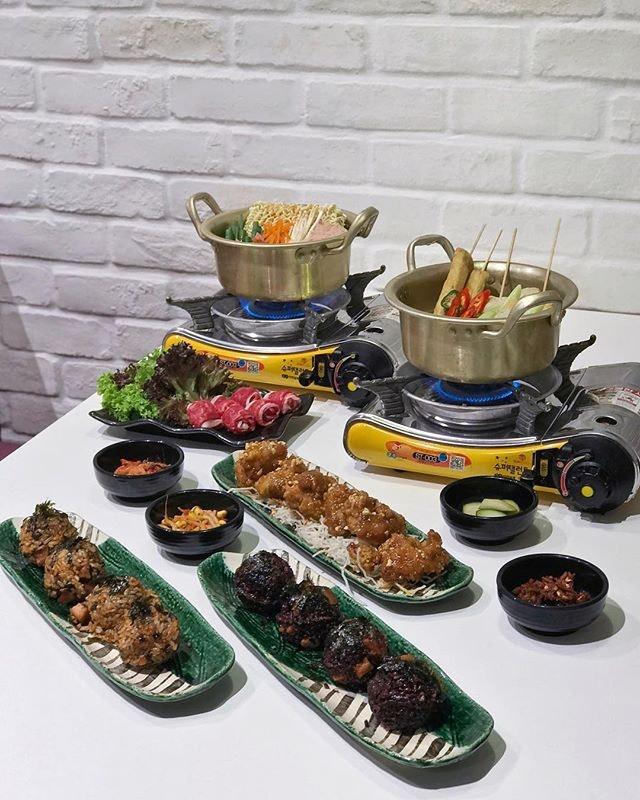 """""""Seoul"""" yummy!"""