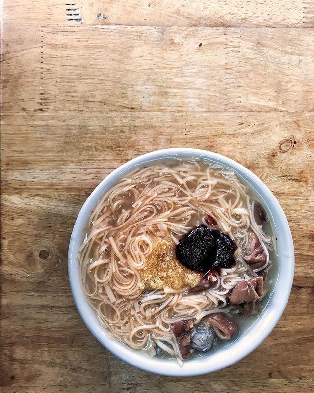 萬華陳記專業腸蚵麵線