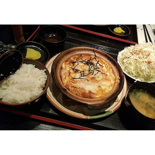Rosu Toji Set 😋🍚🐔🍱🐖 #friday#tonkichi#yummy#instadaily#foodie#foodporn#fooddiary#burpple#foodgasm#japanesefood#sgfood#sgig#foodstagram