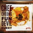 Chee Cheong Fun Devil Curry
