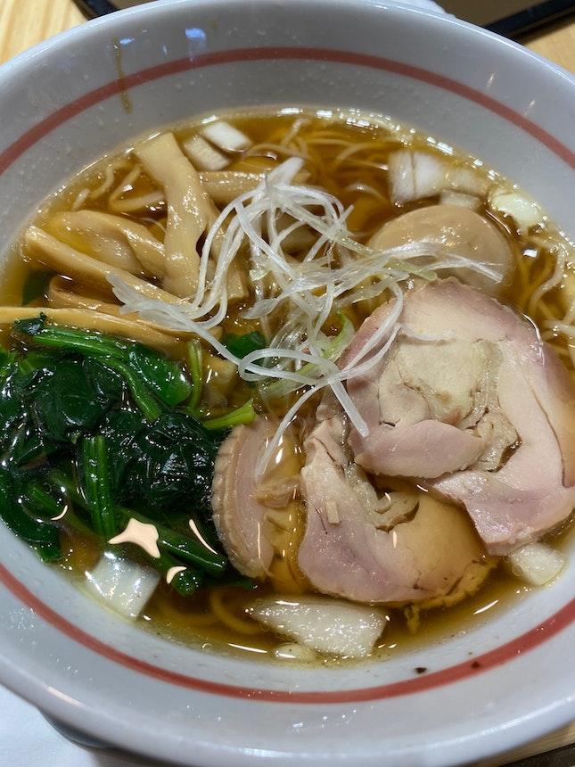 Ichikokudo Ramen (Clear)