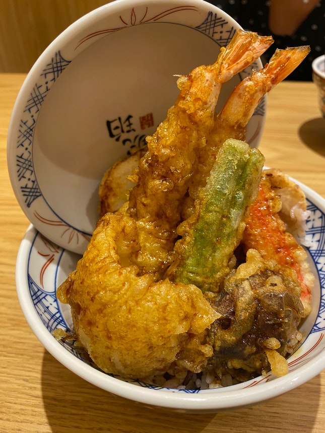 Kohaku Tendon Spicy Flavour