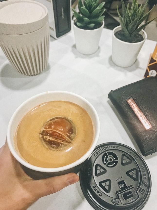 Yuan Yang Coffee (Dairy-Free)