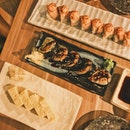 Sushi Bar at Takashimaya