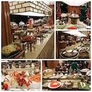 #yummy #sgfoodies #sgfood #buffet #seafoodbuffet #halalfeast #burpple #burpplesg #birthdaymeal #fathersday #mercureroxyhotel #pioneerdiscount