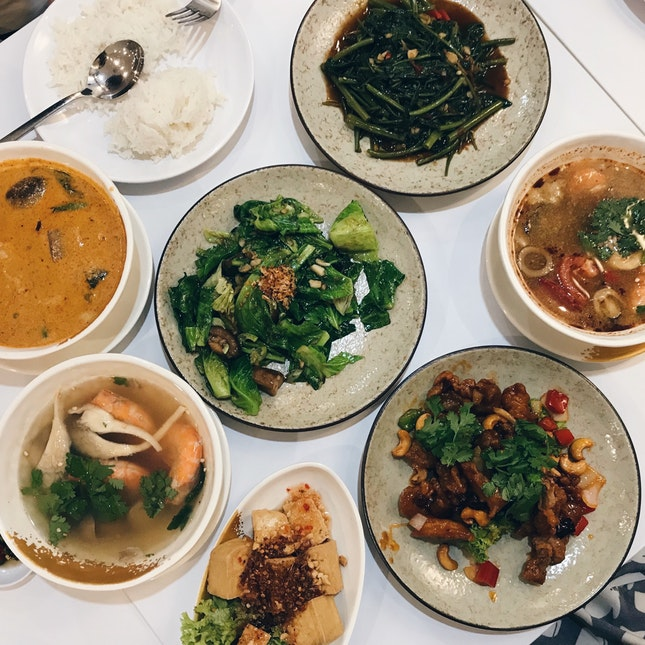 affordable & authentic thai