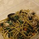 oil-based pasta