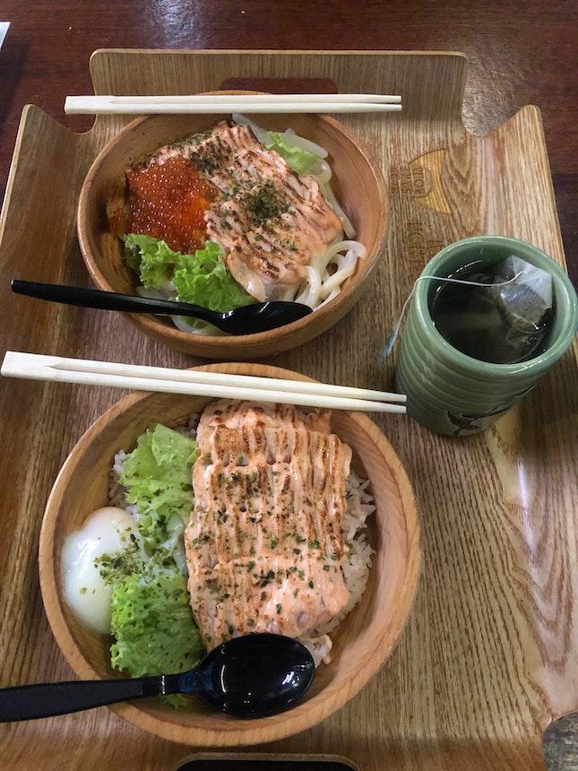 Salmon Mentaiko ($9.90)