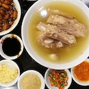 fancy a piping hot bowl of Old Street's peppery bak kut teh and its free flow condiments?
